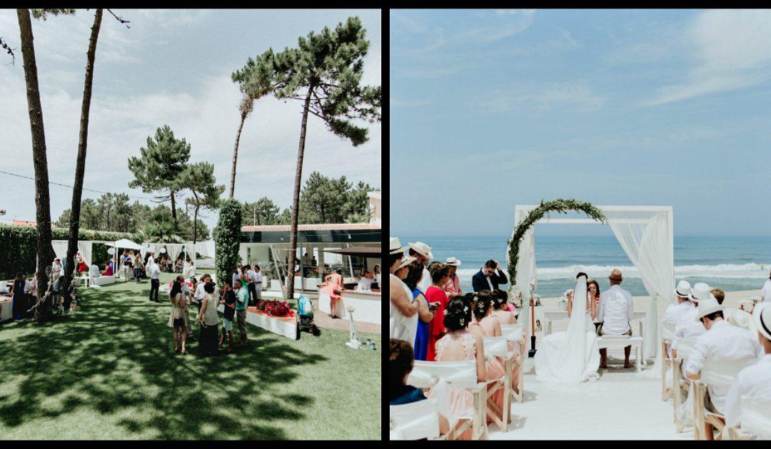 Casa da Praia – Casamentos de sonho