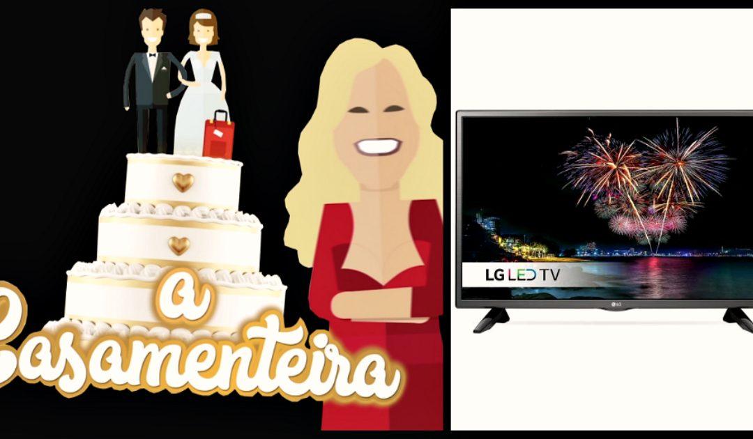 Mega Passatempo 1 LG LED 32″ HD com A Casamenteira e Digital Place
