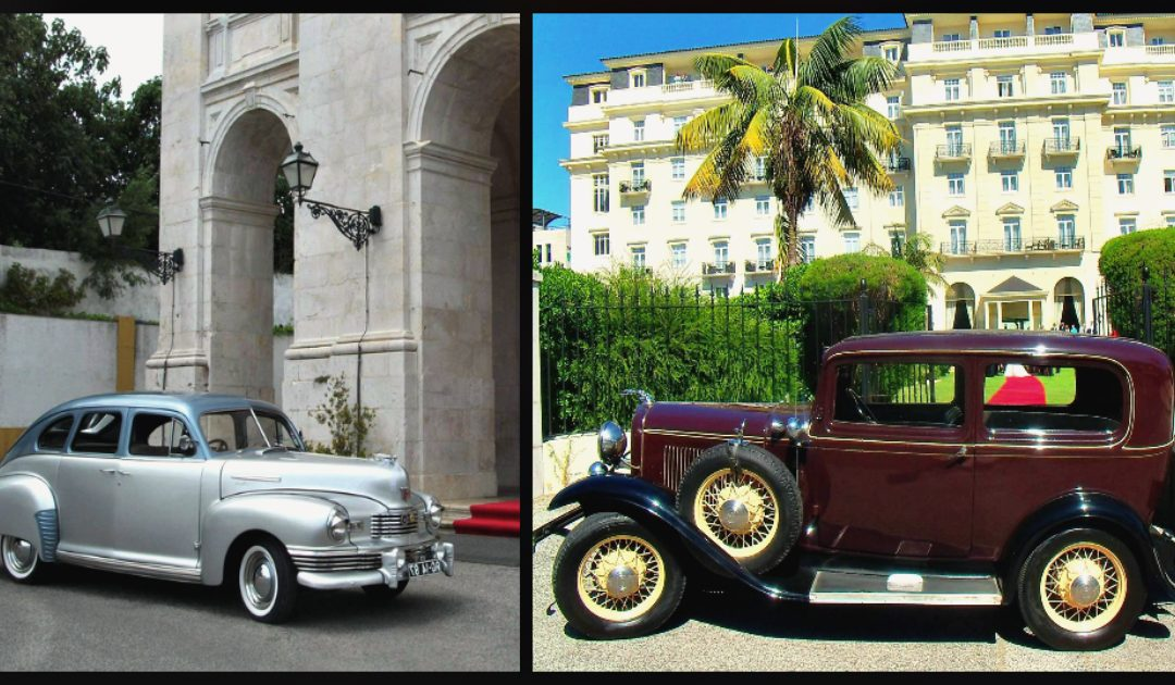 Genésio Laranjo – carros para um dia de sonho