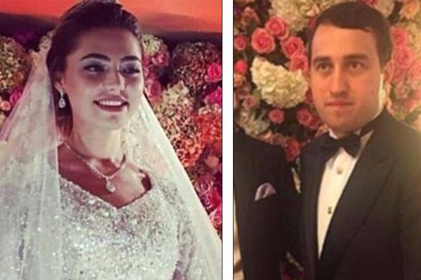 Casamentos mais deslumbrantes do mundo- Said Gutseriev e Khadija Uzhakhovs