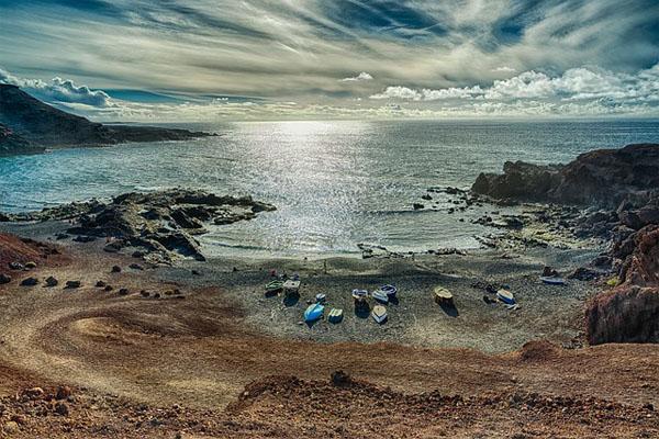 10 destinos baratos para as férias de 2018- Lanzarote