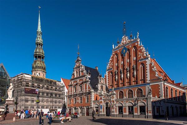 10 destinos baratos para as férias de 2018- Letónia