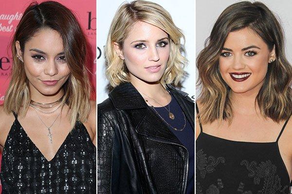 Tendências de cortes de cabelo em 2018- Long Bob
