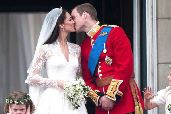 Casamentos mais deslumbrantes do mundo- Príncipe William e Kate Middleton