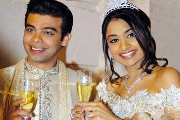 Casamentos mais deslumbrantes do mundo- Amit Bhattia e Vanisha Mittal