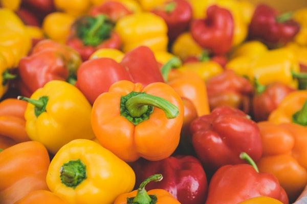 Alimentos com calorias negativas- Pimentão