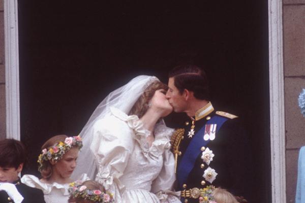 Casamentos mais deslumbrantes do mundo- Príncipe Charles e Princesa Diana