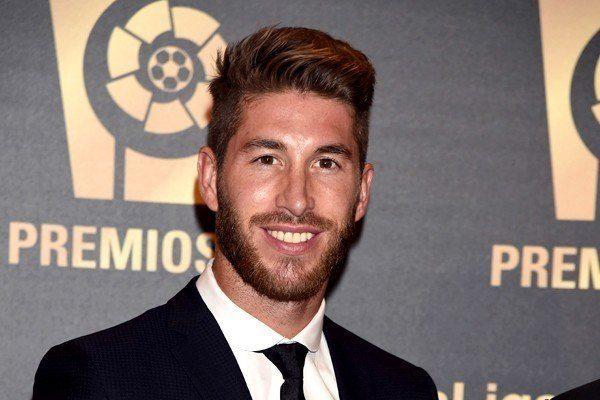 Os 10 jogadores de futebol mais bonitos do mundo- Sergio Ramos