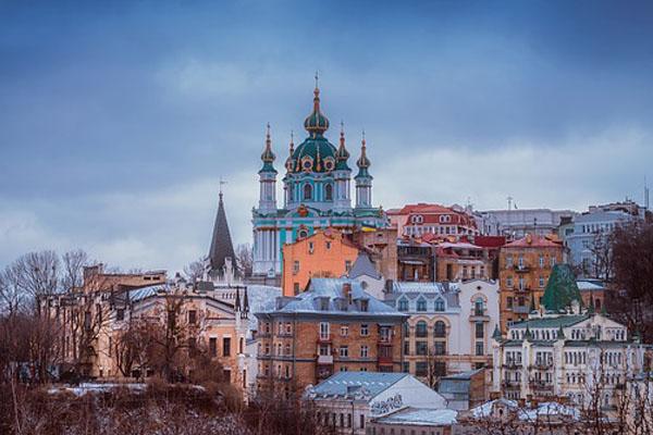 10 destinos baratos para as férias de 2018- Kiev
