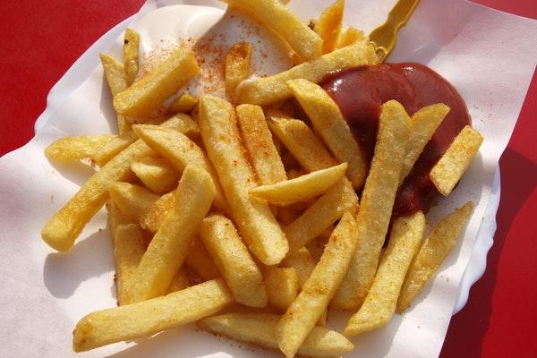 Alimentos que mais engordam- Batatas fritas