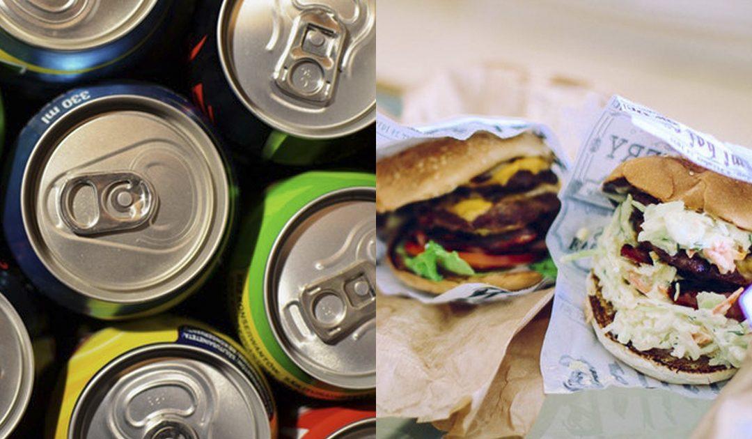 Dicas saudáveis – os 7 alimentos que mais engordam