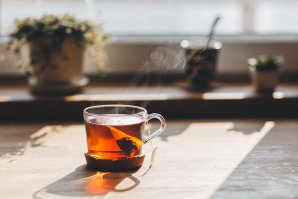 Alimentos que pode consumir antes de ir dormir- Chá