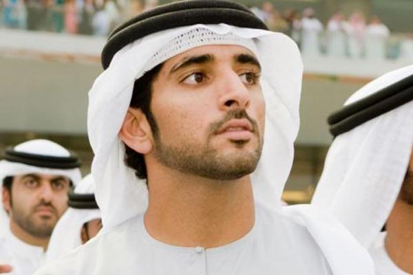 Príncipes que ainda estão solteiros- Hamdan Bin Mohammed Al Maktum