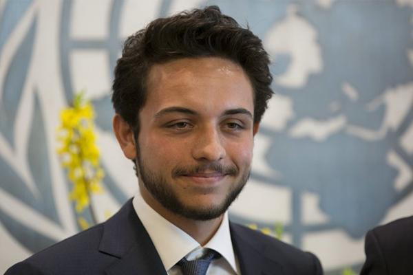 Príncipes que ainda estão solteiros- Hussein Bin Al Abdullah