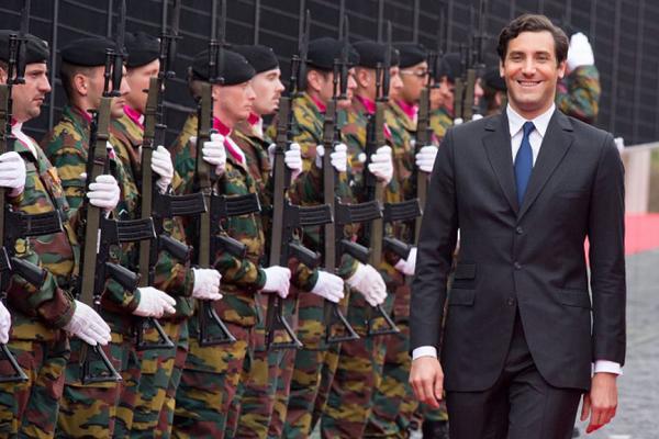 Príncipes que ainda estão solteiros- Jean Christophe Napoléon Bonaparte
