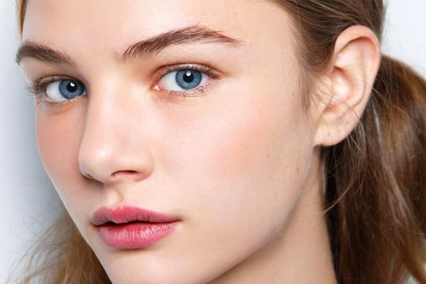 Tendências de maquilhagem 2018- Maquilhagem ao natural