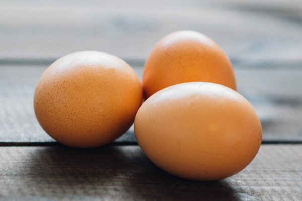 10 alimentos que fazem bem à saúde- Ovo