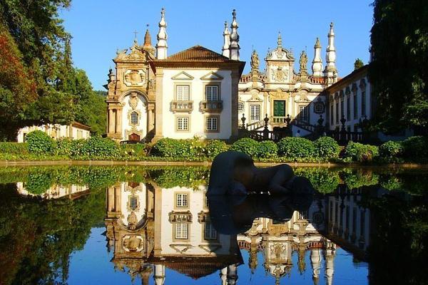 Roteiro de 2 dias no Douro- Palácio de Mateus