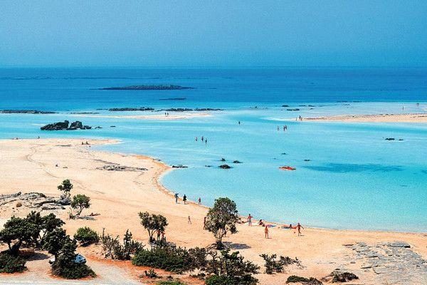 10 praias que devia visitar pelo menos 1 vez na vida- Praia de Elafonissi