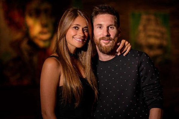 Descubra a cara metade de alguns dos jogadores mais famoso da atualidade- Antonella Roccuzzo
