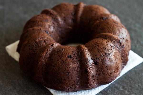 Receita de dois bolos de chocolate que tem de provar- Bolo de chocolate light