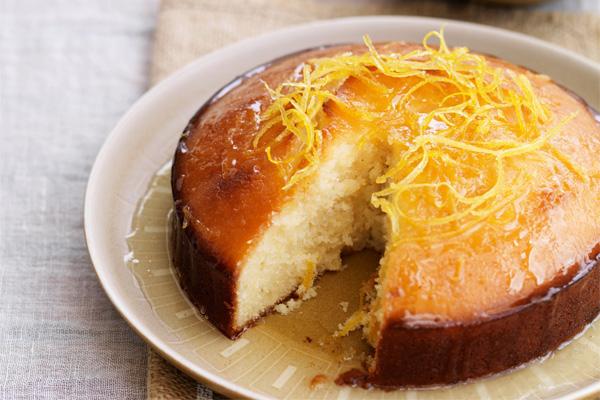 Bolo de limão e iogurte, um bolo fresco para o verão- Bolo de limão e iogurte