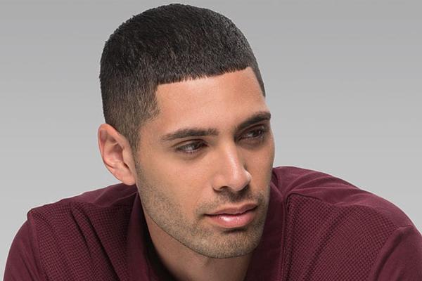 Tendências de cortes de cabelo para homem 2018- Caesar