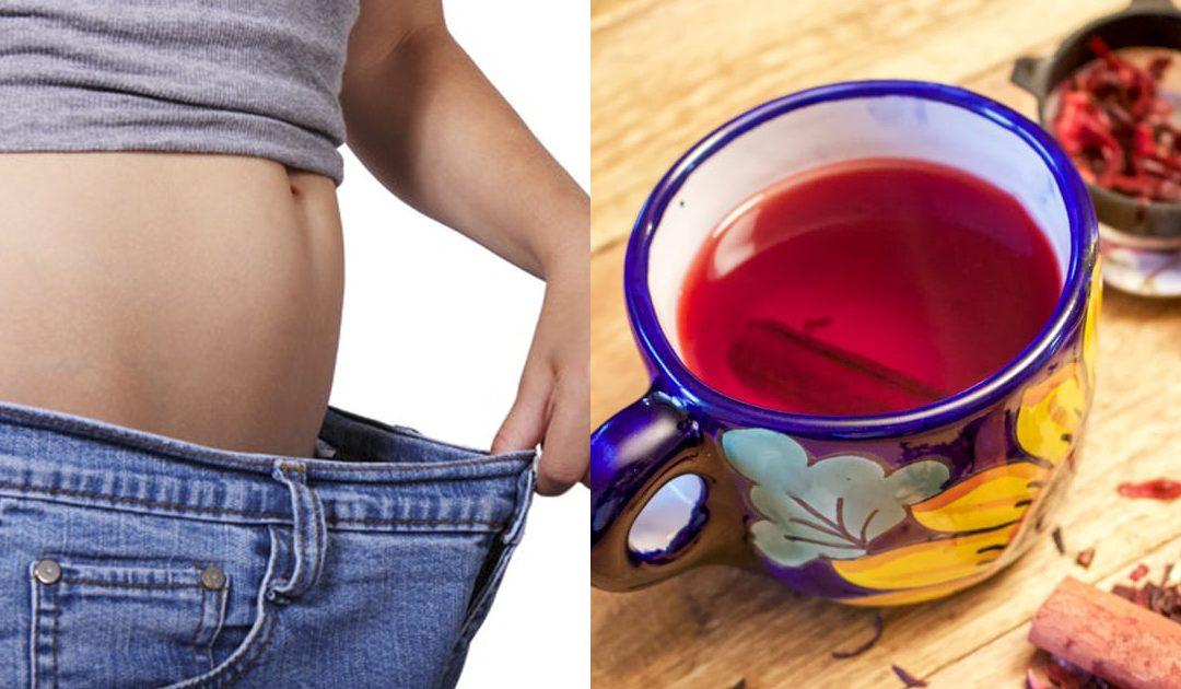 Chá de hibisco e canela, um aliado no emagrecimento