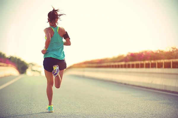 Exercícios que queimam mais calorias- Corrida