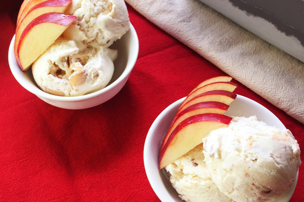 Receita de 2 gelados fit para fazer em casa- Gelado de abacate e banana- Gelado de maçã e canela