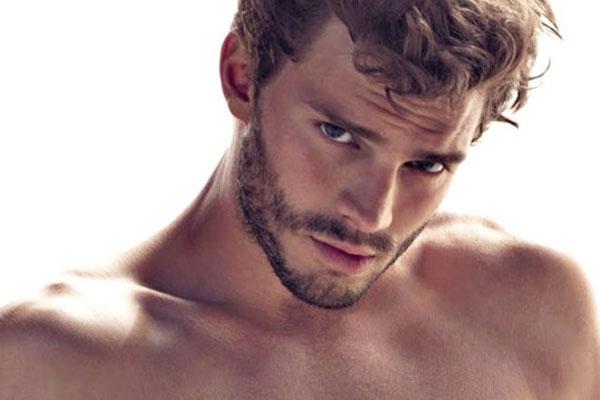 Os homens mais bonitos do mundo- Jamie Dornan