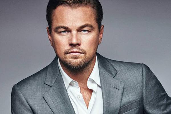 Os homens mais bonitos do mundo- Leonardo DiCaprio