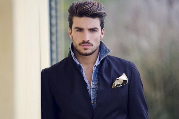 Os homens mais bonitos do mundo- Mariano Di Vaio