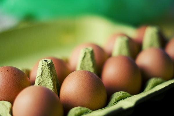 Alimentos que não devemos aquecer no microondas- Ovos