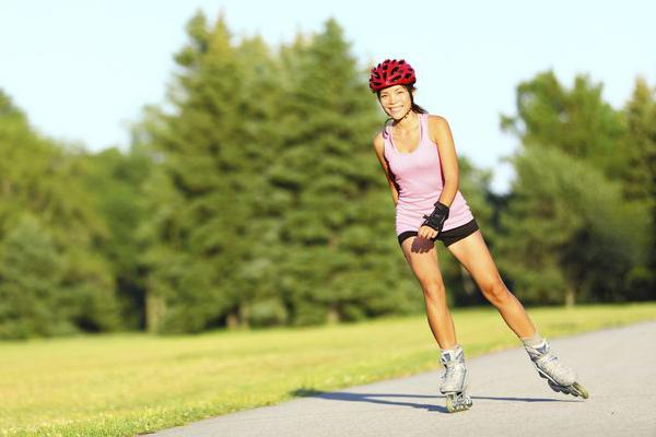 Exercícios que queimam mais calorias- Patins em linha