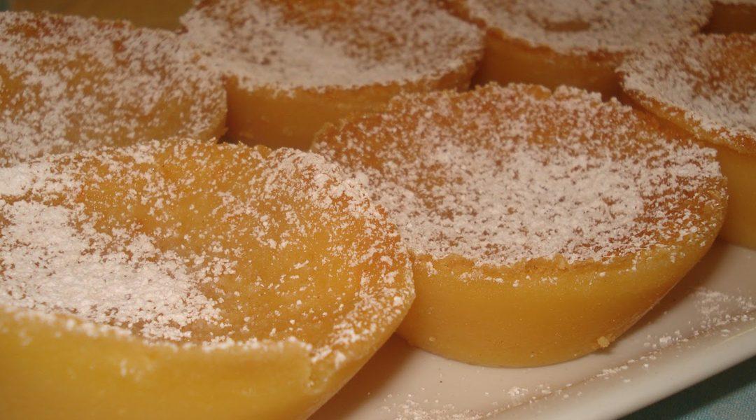 Queijadas de laranja, um doce de fazer água na boca