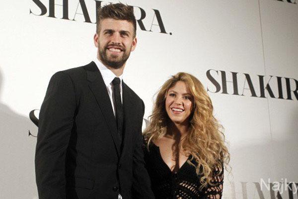 Descubra a cara metade de alguns dos jogadores mais famoso da atualidade- Shakira