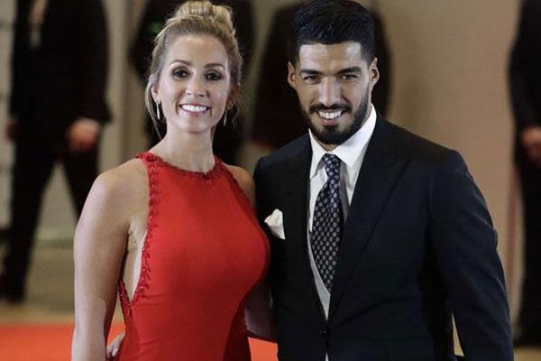 Descubra a cara metade de alguns dos jogadores mais famoso da atualidade- Sofía Balbi