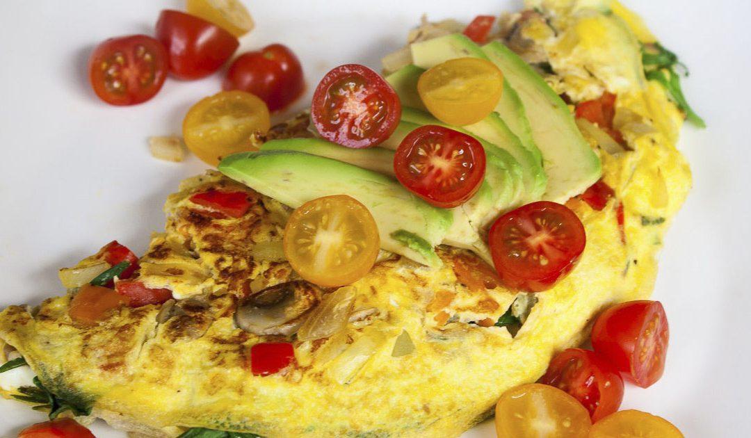 Uma refeição rápida, completa e nutritiva para quando não tempo de cozinhar