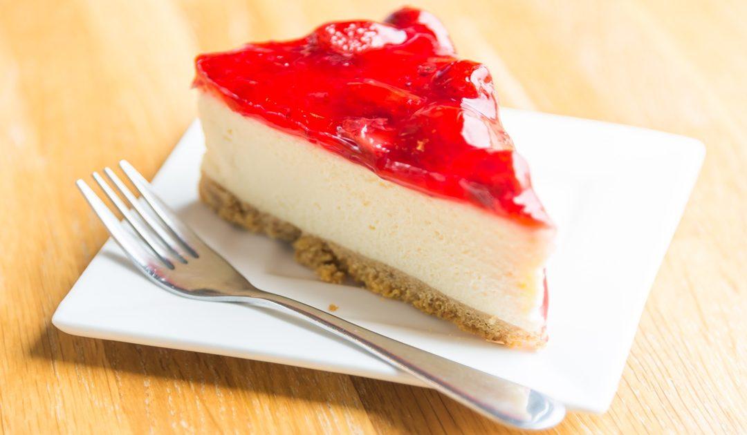 Receita de cheesecake – fácil e delicioso!
