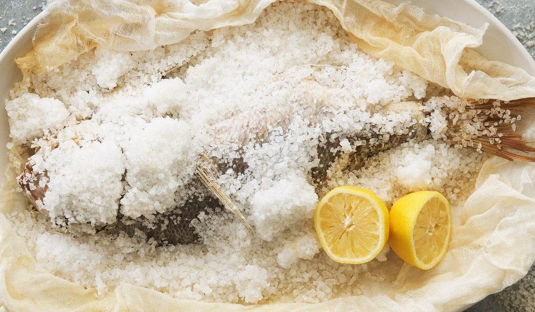 Peixe ao sal – Aprenda a fazer este prato simples e delicioso