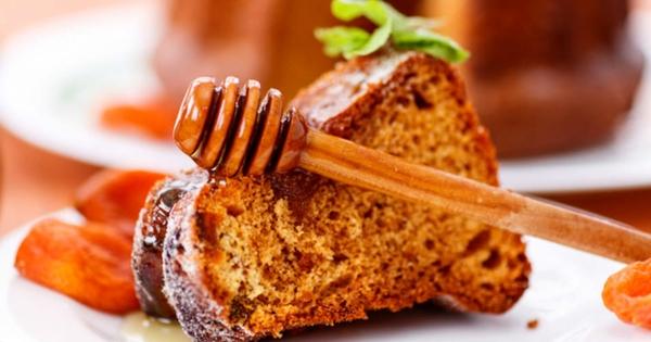 Bolo de mel - uma maravilha tradicional!