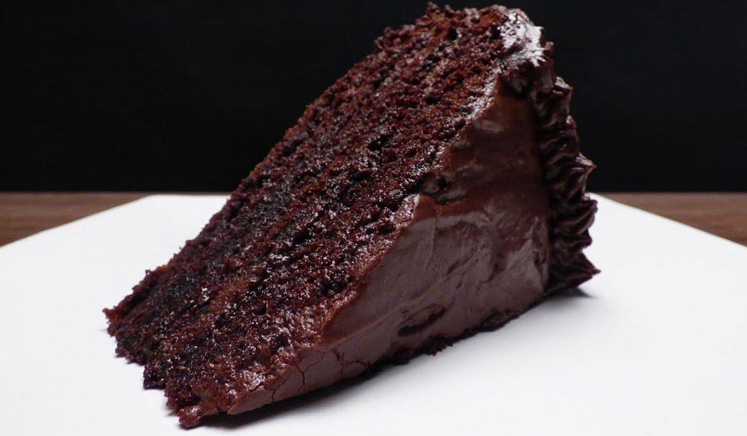 Supremo de chocolate, uma delícia absoluta – Aprenda a fazer