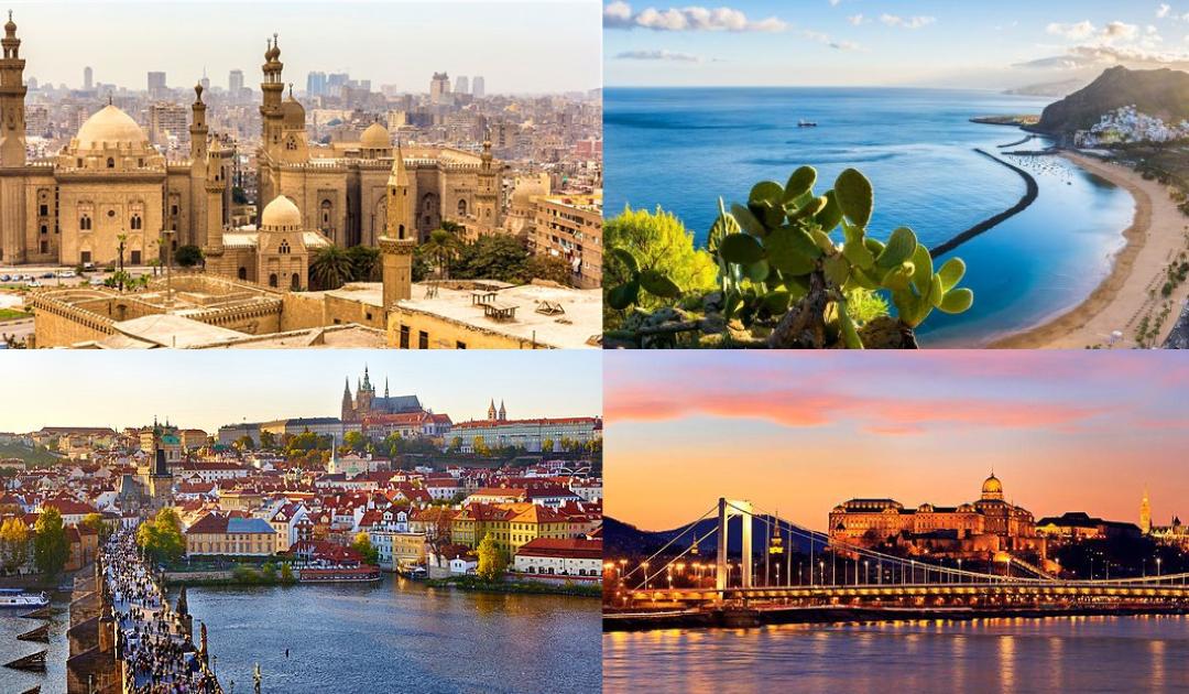 9 destinos baratos para conhecer em 2019
