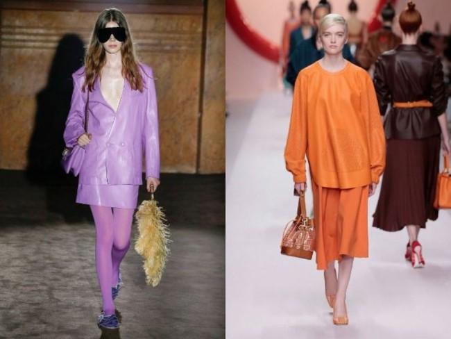 As cores da moda Primavera/Verão